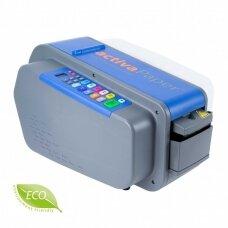 Vandeniu aktyvuojamos popierinės juostos mašina NK4000