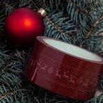 Kalėdinė lipni juosta 50mm/60m