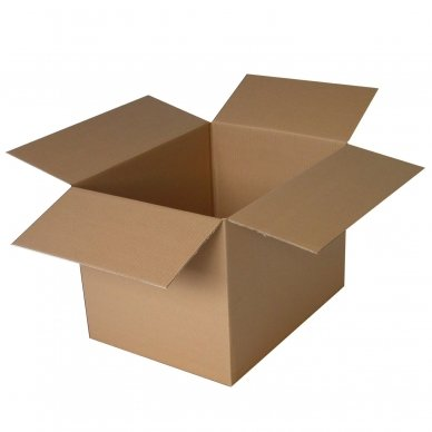 Kartoninė dėžė 300x200x150mm