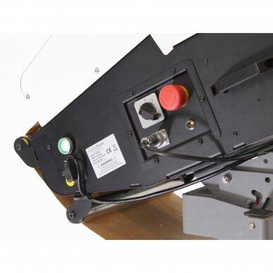 PA5000 amortizuojančio popieriaus sistema 5