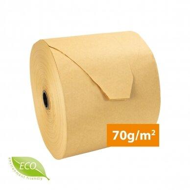 Popieriaus rulonas - PA5000 įrengimui 350m 70g/m2